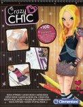 Crazy Chic - Moda Rock  - Libro