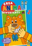 Crea Animali Divertenti 2  — Libro