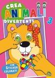 Crea Animali Divertenti 3  — Libro