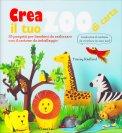 Crea il Tuo Zoo di Carta — Libro