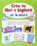 Crea tu Libri e Biglietti per Bambini  - Libro