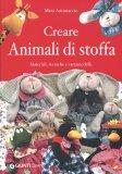 Creare Animali di Stoffa - Libro