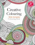 Creative Colouring - Arte Terapia Colouring Book - Libro