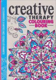 Creative Therapy - Colouring Book
