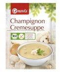 Crema di Champignon - Champignon Cremesuppe
