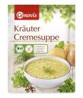 Crema di Erbe - Krauter Cremesuppe
