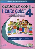 Crescere con il Flauto Dolce 4 + CD
