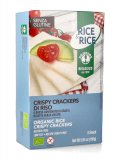 Crispy Crackers di Riso Bio