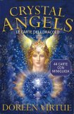 Cristal Angel Cards - Libro