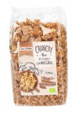 Crunchy Bio -  Fiocchi di Farro con Nocciole