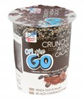 Crunchy con Avena e Cacao Bio - Monoporzione da 80 g