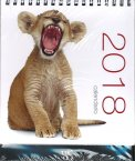 Cuccioli di Animali - Calendario da Tavolo 2018