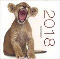 Cuccioli di Animali - Calendario Grande 2018