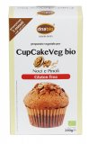 CupCakeVeg Bio - Noci e Pinoli