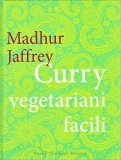Curry Vegetariani Facili - Libro