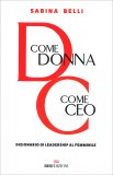 D come Donna, C come CEO - Libro