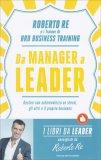 Da Manager a Leader — Libro
