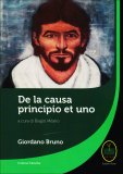 De la Causa Principio et Uno - Giordano Bruno  - Libro