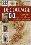Découpage - Craquelé