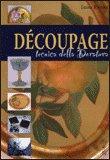 Decoupage - Tecnica della Doratura