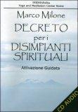 Decreto per i Disimpianti Spirituali - CD Audio