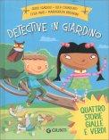 Detective In Giardino - Libro
