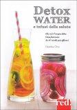 Detox Water e infusi della salute — Libro