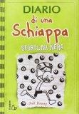 Diario di una Schiappa - Sfortuna Nera  - Libro