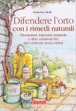 Difendere l'Orto con i Rimedi Naturali - Libro