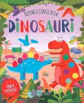 Dinosauri - Dipingi con le Dita — Libro
