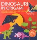 Dinosauri In Origami — Libro