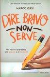 Dire Bravo non Serve - Libro