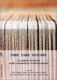 Dire Fare Donare - Libro