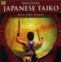 Discover Japanese Taiko - CD