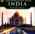 Discover Music from India — CD