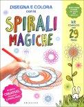 Disegna e Colora con le Spirali Magiche - Cofanetto