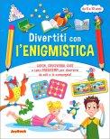 Divertiti con l'Enigmistica - Da 8 a 10 Anni — Libro