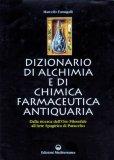Dizionario di Alchimia e di Chimica Farmaceutica Antiquaria  — Libro