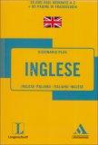 Dizionario Inglese -  Inglese/italiano, Italiano/inglese  — Libro