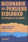 Dizionario del Pensiero Ecologico — Libro