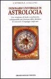 Dizionario Universale di Astrologia