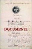 Documenti (1965 - 2006) — Libro