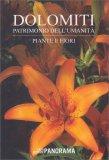 Dolomiti - Piante e Fiori - Libro