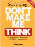 Don't Make Me Think  - Libro
