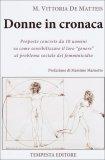 Donne in Cronaca  - Libro
