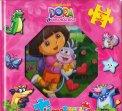 Dora l'Esploratrice - Libro Puzzle - Libro