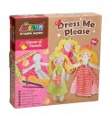 Dress Me Please - Bambole da Vestire - Gioco creativo