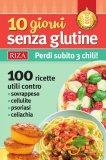 eBook - 10 Giorni Senza Glutine - EPUB