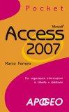 eBook - Access 2007 Pocket - EPUB
