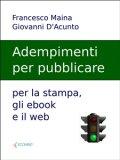 eBook - Adempimenti per Pubblicare